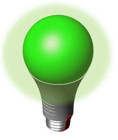 A Light GRN